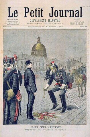 DegradoDreyfus 314x480 - L' Affaire Dreyfus