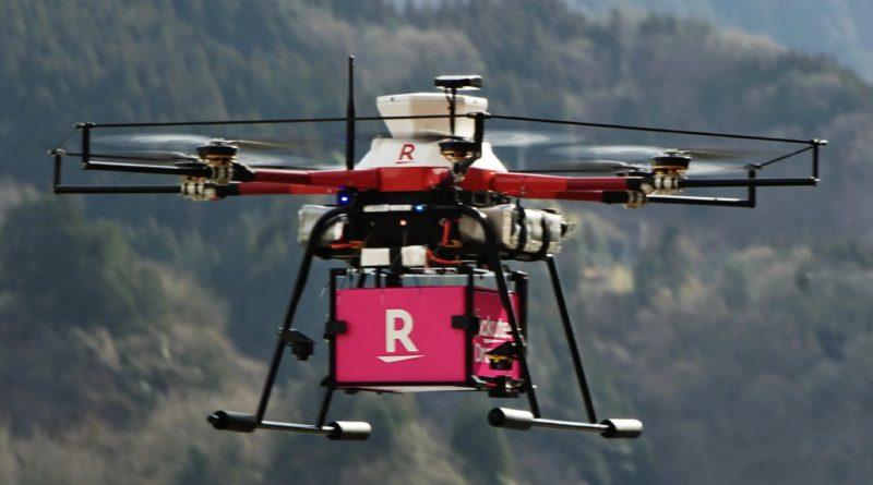 Drone1 scaled - Droni: un gioco o una svolta ?