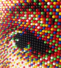 PIxel - I chiodini prima dei pixel e nuovi decori