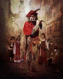 PifferaioBambini 2 320x400 - Il pifferaio magico e Goethe