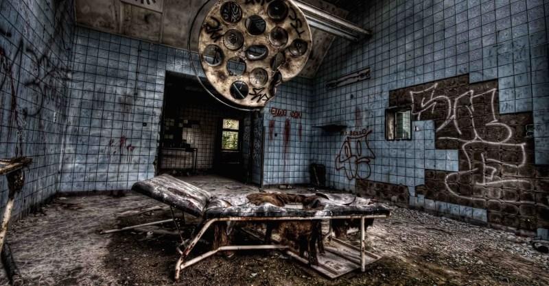Beelitz Military Hospital 21 - 10 luoghi più horror del mondo