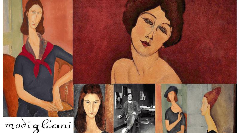 Modigliani- 100 anni senza Modì