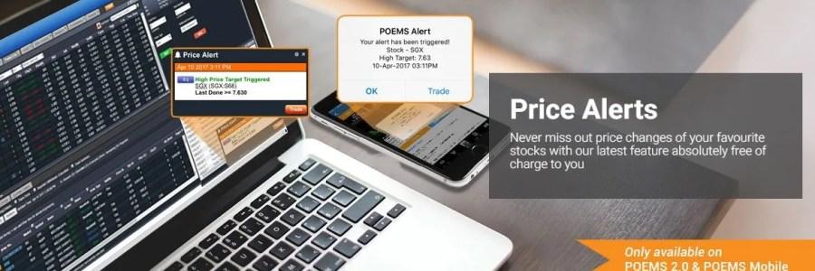 Price Alerts