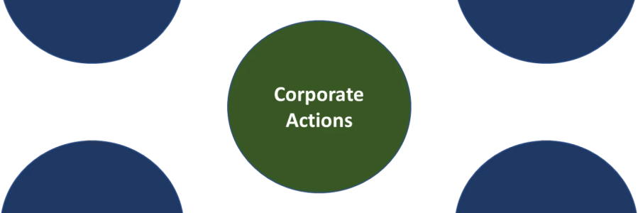 Deciphering Corporate Actions: Merger & Acquisition