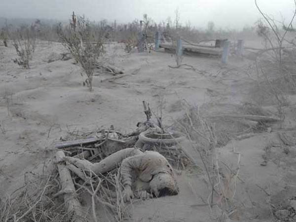 Volcanic Ash - What It Is, Dangers and Precautions
