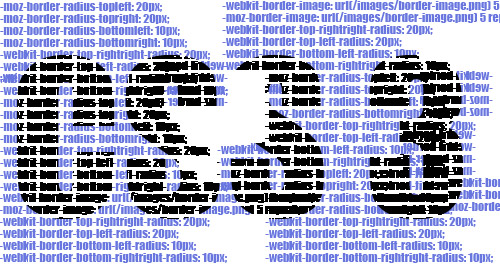CSS3 - Immagine di copertina