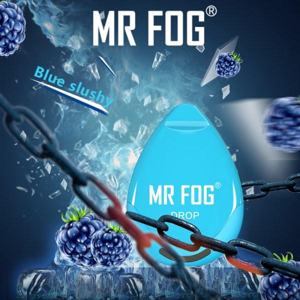 Mr Fog New Drop Blue Slushy