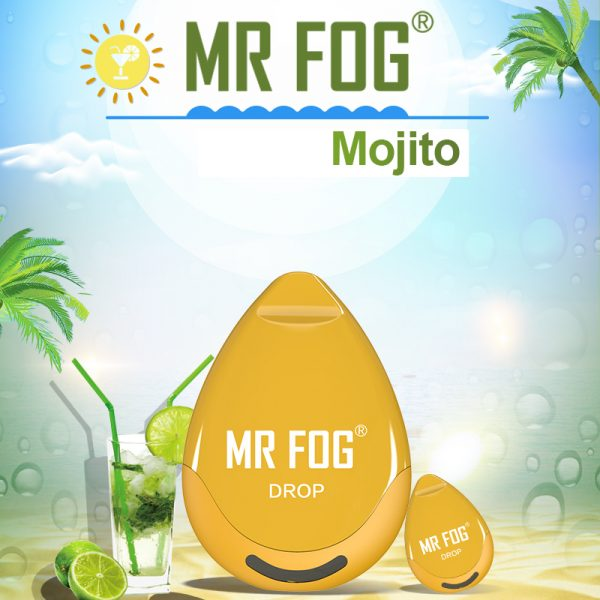 Mr Fog New Drop Mojito