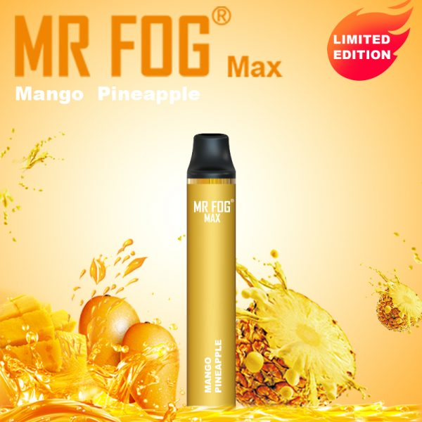 MR Fog Max Mango pineapple