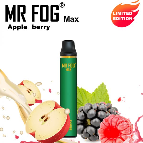 MRFOG MAX APPLE BERRY