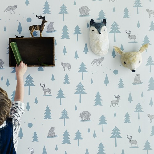 Woodland Bedrooms Amp Playrooms Mr Fox