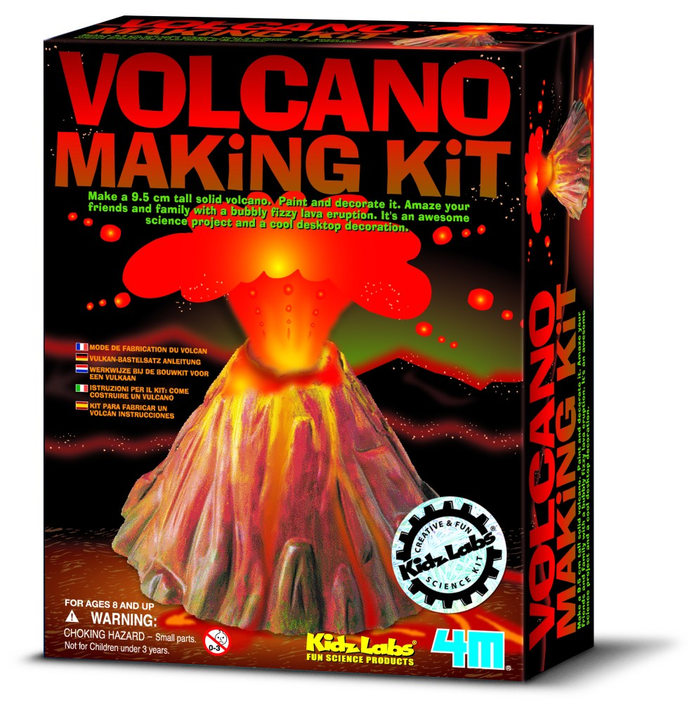 The Handpicked Collection Make Your Own Volcano £19.95.