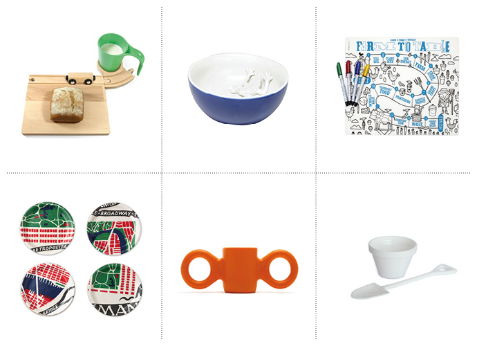 Mt Fox Magazine - Tableware for Kids