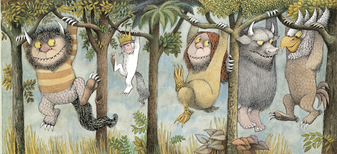 READING GUIDE WHERE THE WILD THINGS ARE