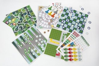 DIY board game