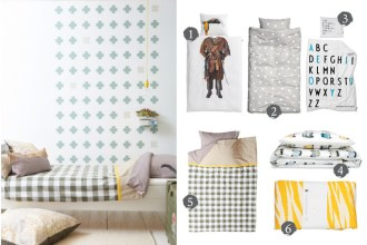 Boys Rooms bedlinen