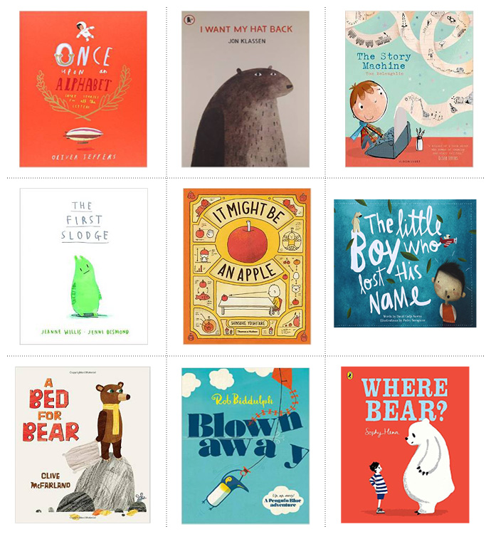 best illustrated children's books