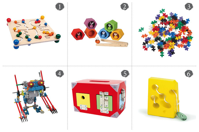 Toys for Fine Motor Skill Development