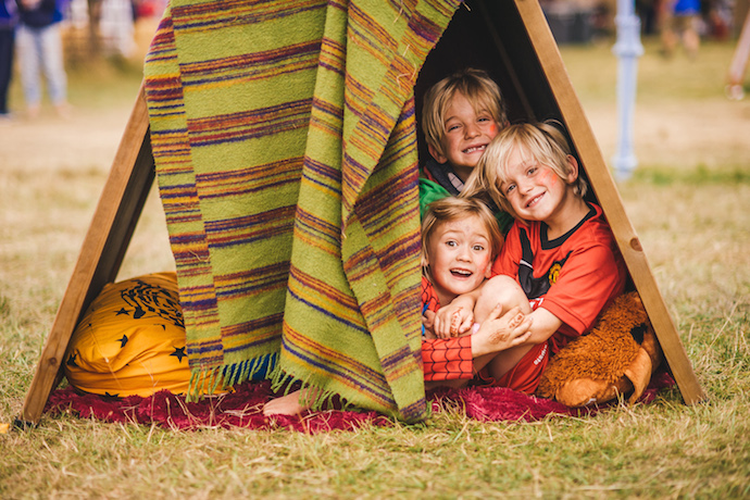 Best Family Festivals - Wilderness