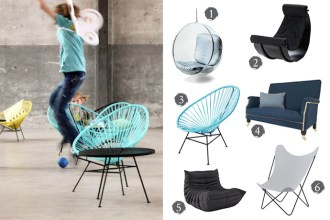 Room to Bloom: Best chairs for playrooms