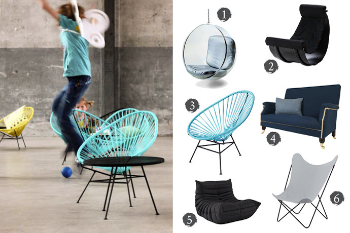 Delicieux Boys Rooms: Contemporary Chairs