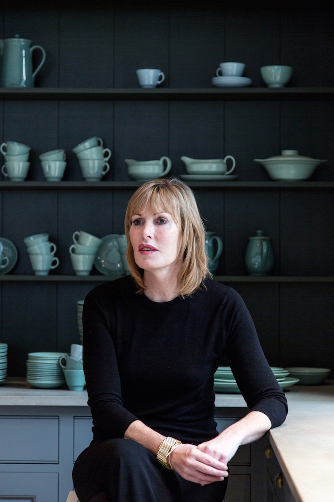 Skye Gyngell Family Interview