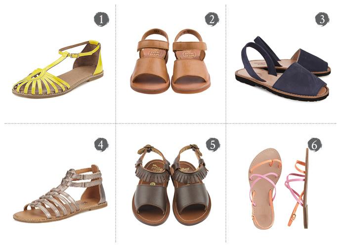 Best Girls Sandals