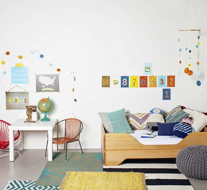 Scandi Kids Rooms Mr Fox