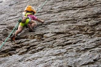 Rock Climbing for Kids