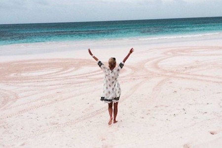 Marie Chantal instagram