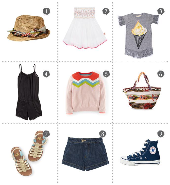Festival Fashion for Girls
