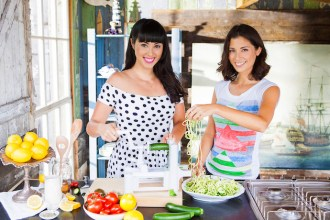 Hemsley Hemsley Picnic Interview