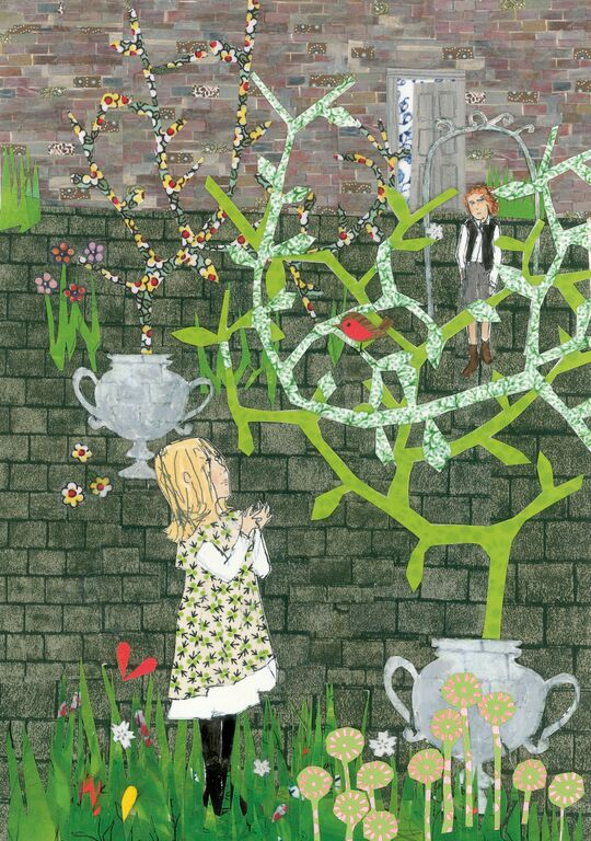 Lauren Child The Secret Garden