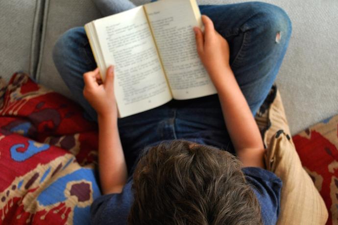 Proper chapter books for children