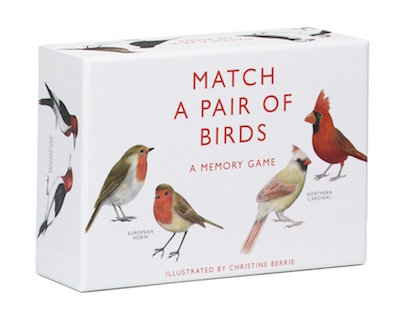 Match a Pair of Birds Board Game