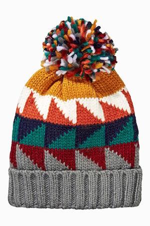 Next Boys Pom Pom Hat