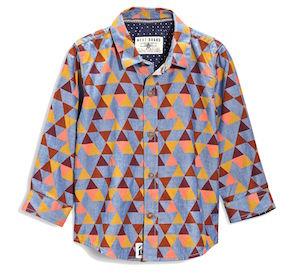 Next Boys Geo Shirt