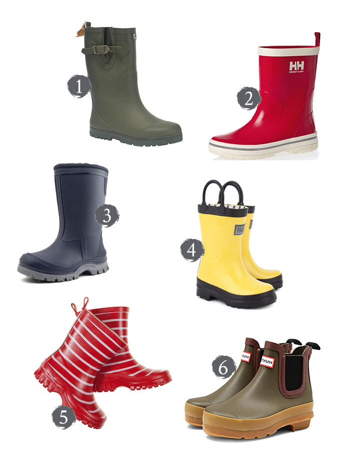 Best wellies for autumn