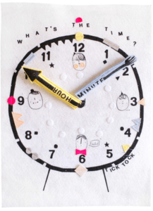 Best Gifts for 5 Year Olds Tindersticks Clock