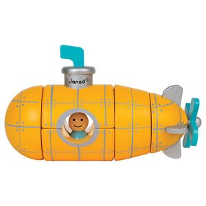 Gifts for 2 year olds Magnetic Submarine