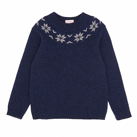 La Coqueta Copito knit jumper