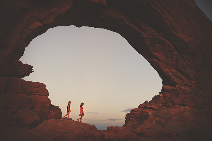 Kirsty Larmour Arches National Park