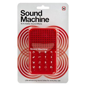 Best Gifts for 4 Year Olds Sound Effects Machine