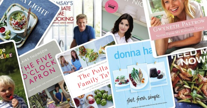Best Family Cookbooks 2015
