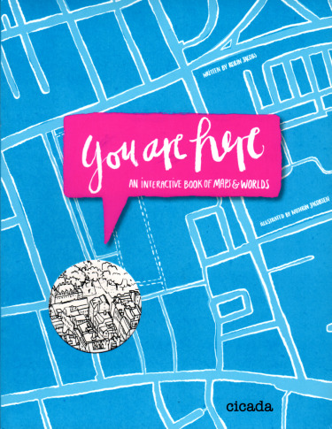 You Are Here Map Book