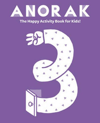 Anorak Happy Activiy Book Volume Three