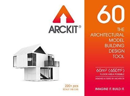 Arckit 60 model building design tool