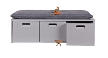 Cuckooland storage bench