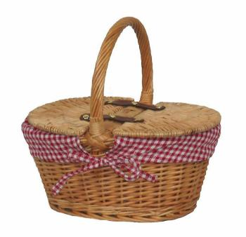 Fruugo child's picnic basket