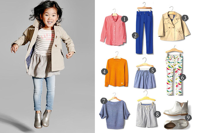 Best of Gap Kids Spring 2016